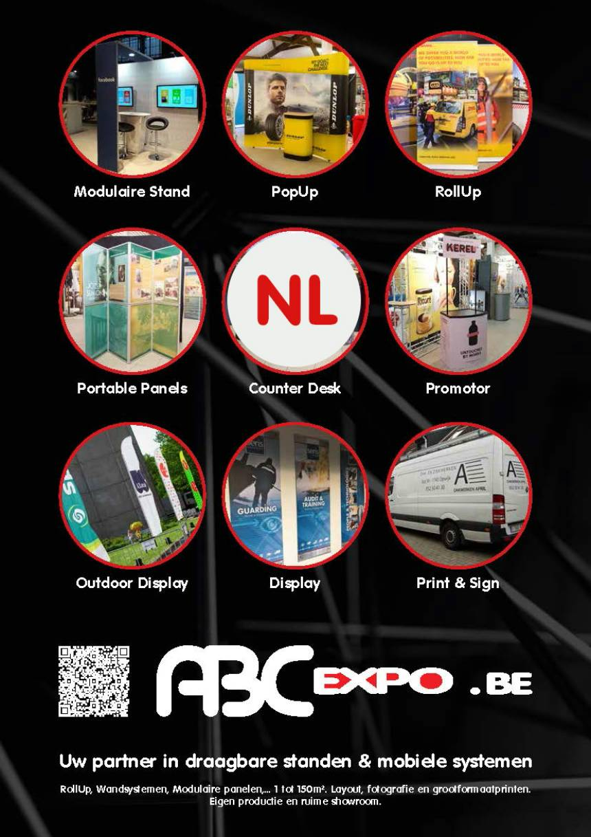 ABC Expo brochure 2020 - NL