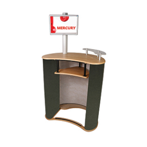 Meer over Counter Desk - Physique - Mercury